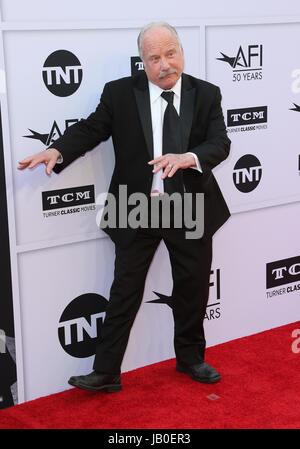 Hollywood, Ca, USA. 8. Juni 2017. Richard Dreyfuss an das American Film Institute Gala zu Ehren Diane Keaton mit - Stockfoto