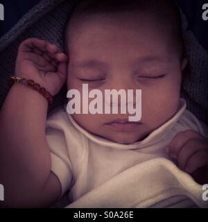 Baby schläft - Stockfoto
