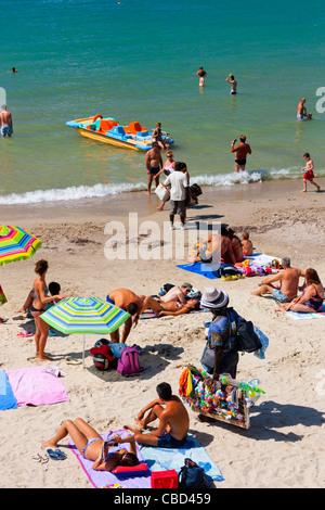 Culos de turistas en italia