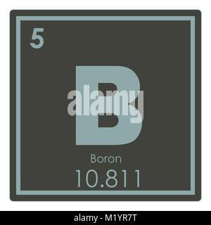 Boro b elemento qumico tabla peridica 3d render foto imagen boro elemento qumico tabla peridica ciencia smbolo foto de stock urtaz Gallery