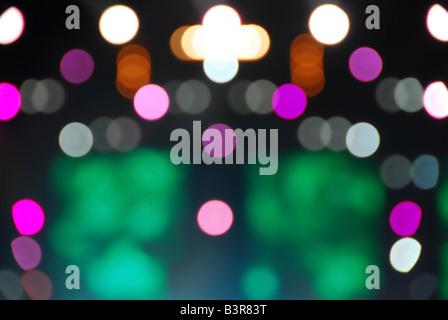 Fond clair brillant Banque D'Images