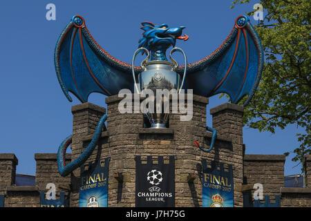 Ligue des champions finale cardiff le 03 juin 2017 - Finale coupe de la ligue des champions ...